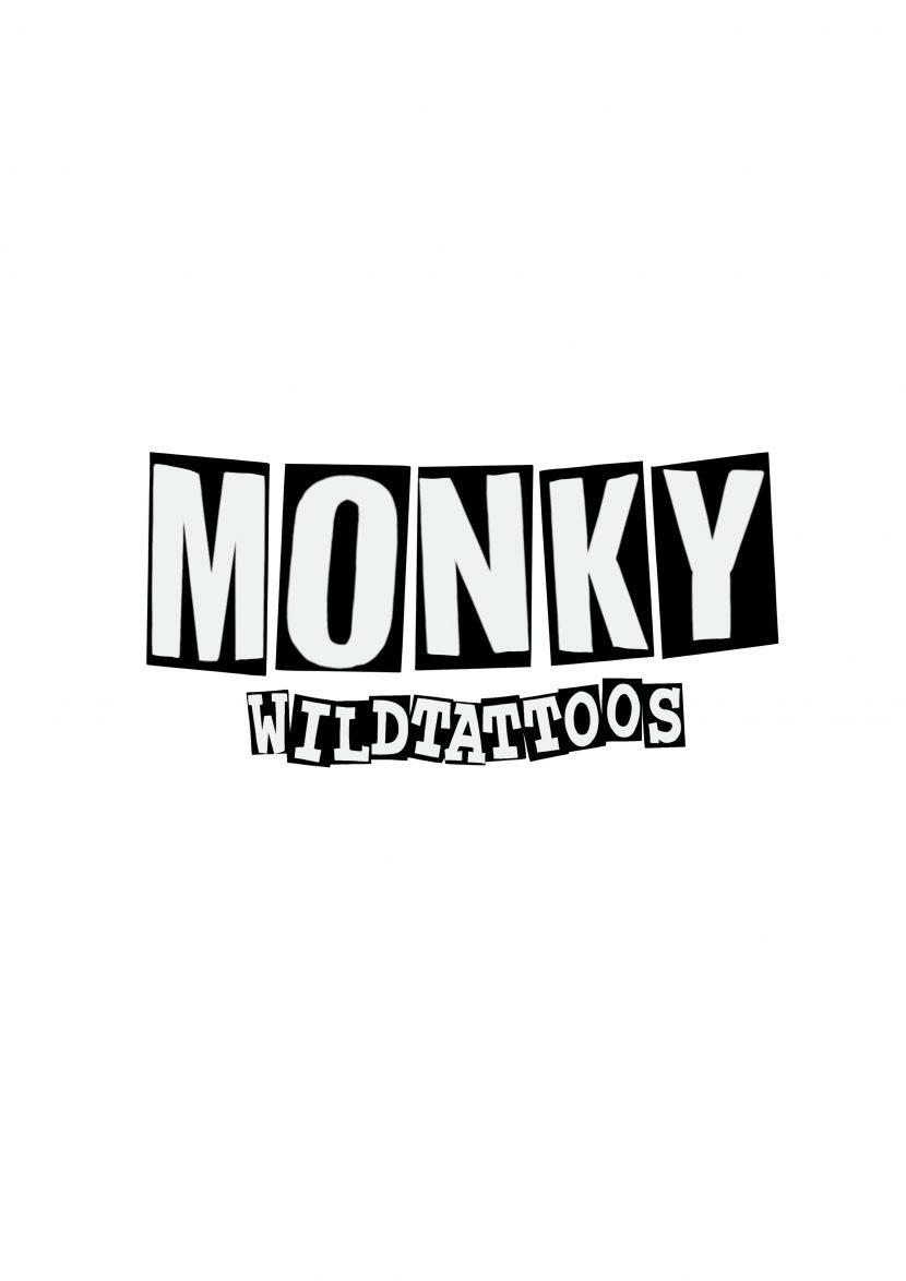 el monky tattoo